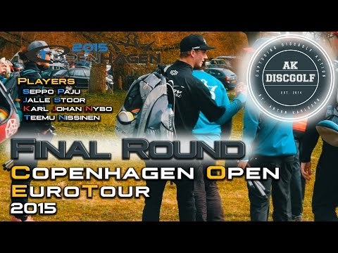 Copenhagen Open 2015 | FINAL ROUND | EuroTour #3 | Lead Card | S Paju, J Stoor, KJ Nybo, T Nissinen