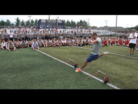 Field Goal Competition To Play In 2014 Under Armour All-America Game