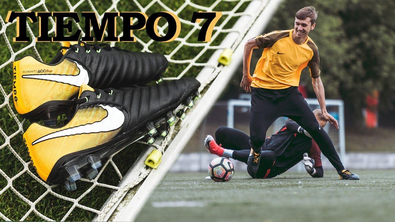 9e0023fe27bb НОВЫЕ БУТСЫ Nike Tiempo Legend 7 для БОЛЬШОГО ФУТБОЛА - YouTube