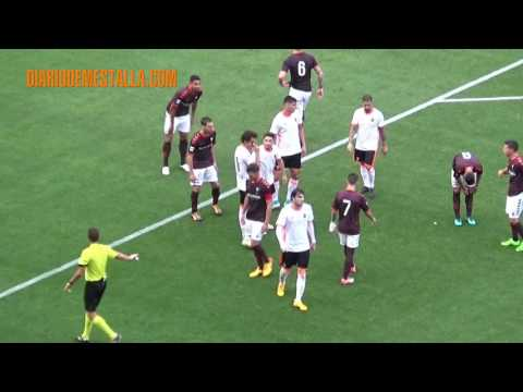 VCF Mestalla 0 - Albacete Balompié 1