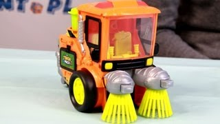 Street Sweeper Playset / Zamiatacz Ulic - The Trash Pack / Śmieciaki - Moose Toys - Cobi