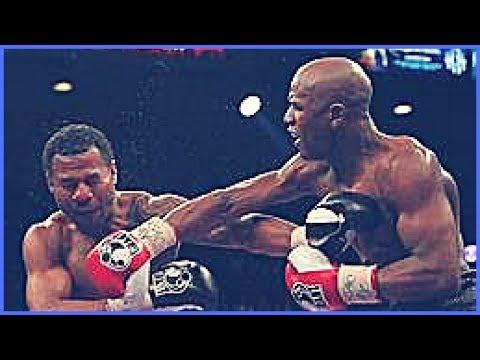Floyd Mayweather VS Shane Mosley FULL FIGHT HD
