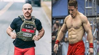 CROSSFIT MOTIVATION - WARRIORS DON'T GIVE UP