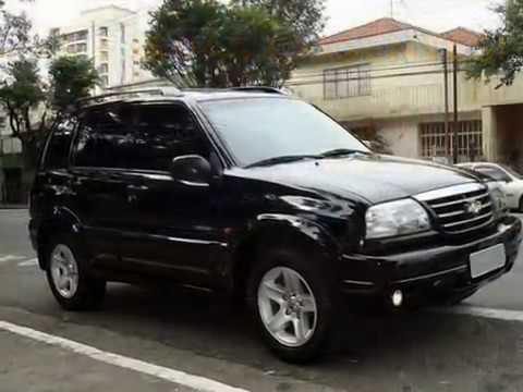 Chevrolet Tracker 4x4 2009 - Phenom Veículos