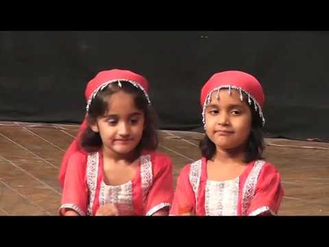 man di moj wich hasna dance Hadiqa Kiani
