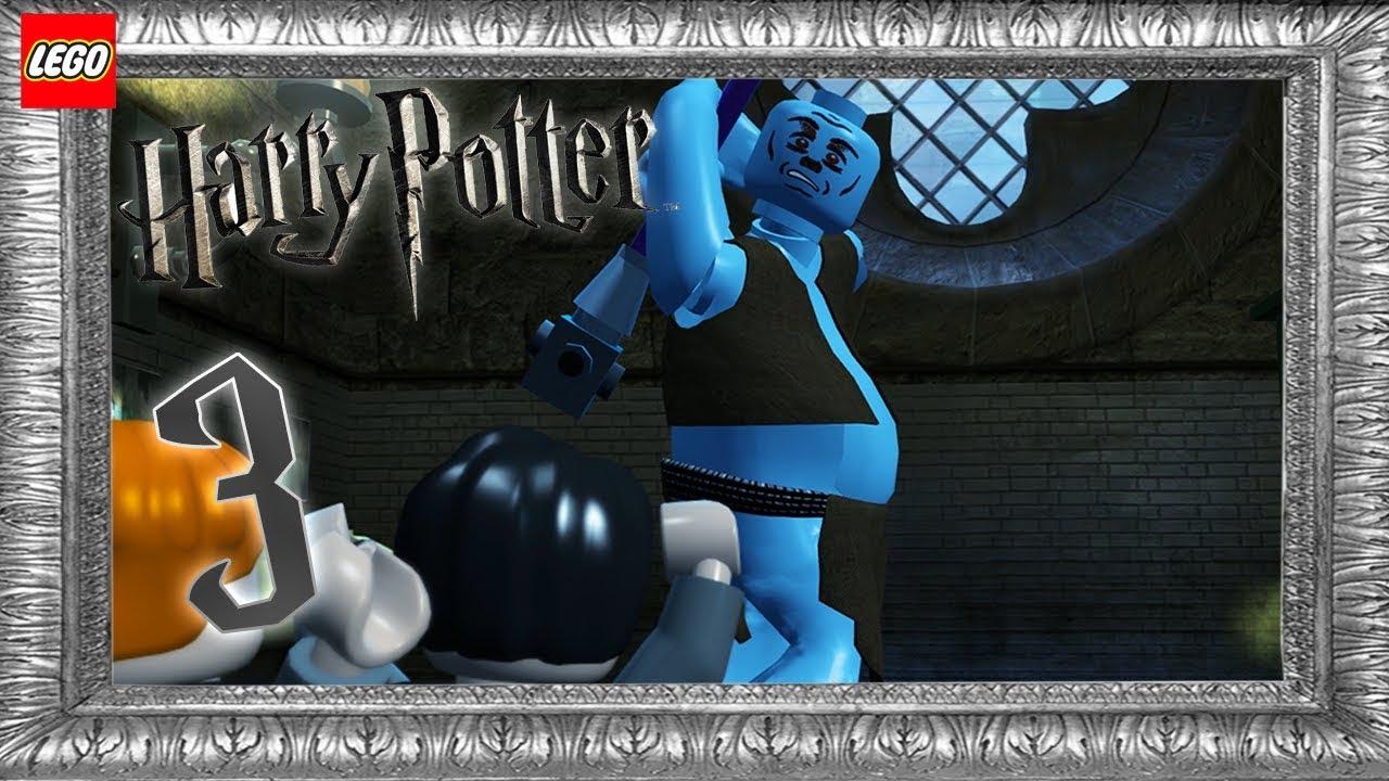 Troll Alarm Auf Der Madchentoilette 03 Lego Harry Potter Die Jahre 1 4 Youtube