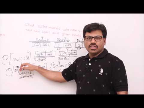 DBMS-Lesson 5-Relational algebra basics part5