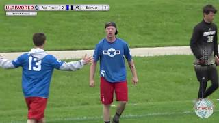 D-III College Championships: Air Force v. Bryant [Men's Final]