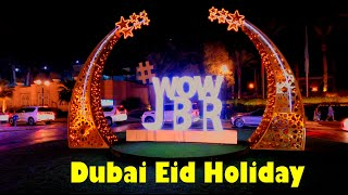 Walking Tour of Duḃai JBR on Eid Holiday May 14, 2021