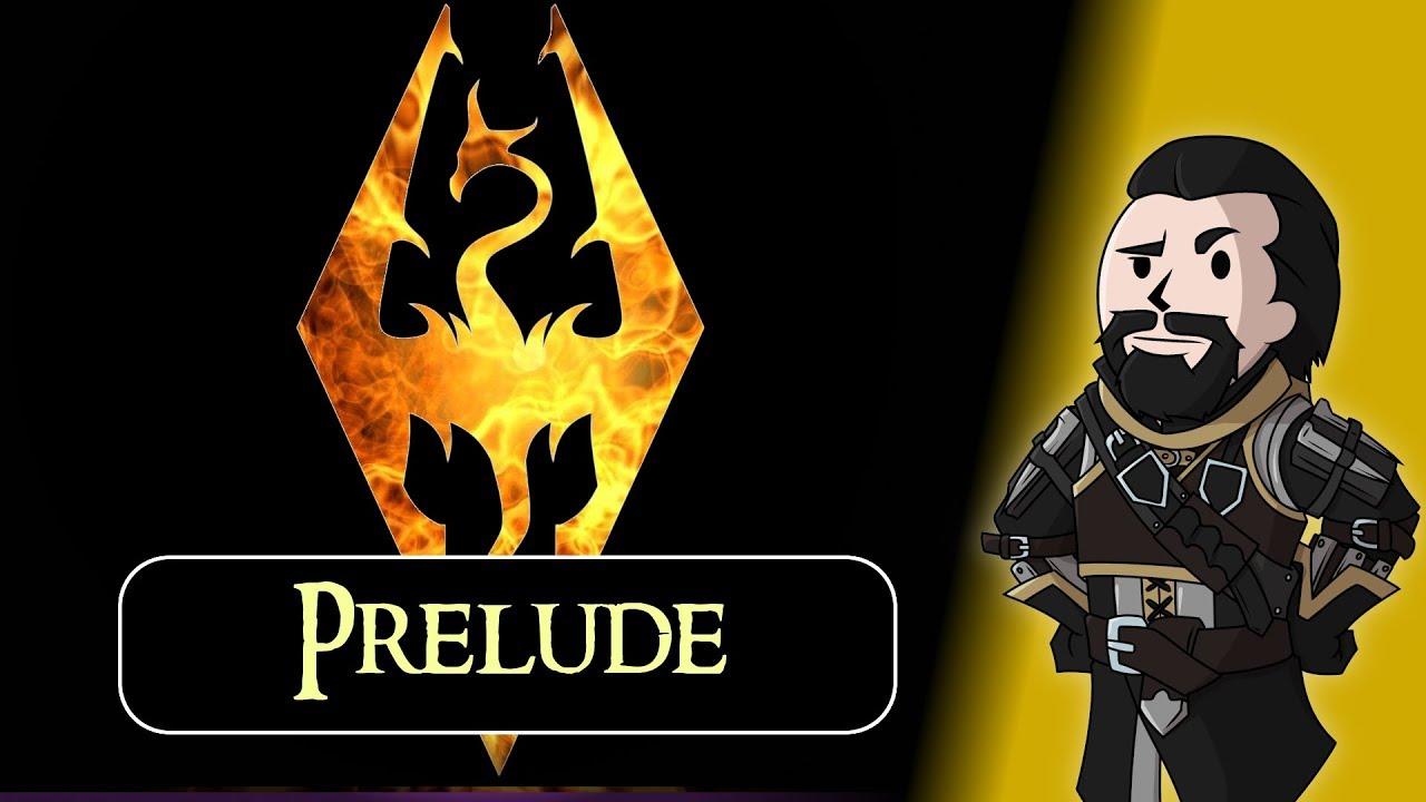 SKYRIM - Special Edition (Ch  5) #Prelude