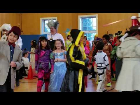 Halloween at The Elisabeth Morrow School