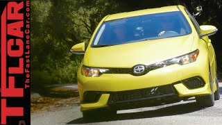 2016 Scion iM Review: Scion tC + Toyota Corolla = ?