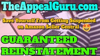 Save Yourself From Getting Suspended on Amazon Seller Central - How can we ever avoid being suspende