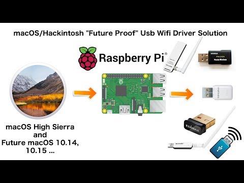 Latest MacOS/Hackintosh High Sierra 10 13 Usb Wifi Driver
