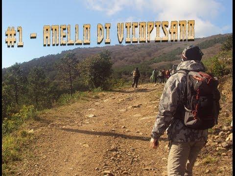 IL PASSO DELL'USCIO #Hiking : 1-Anello di Vicopisano