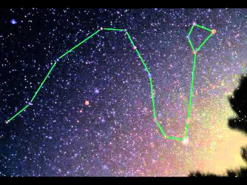 Stars&Galaxies Lab Video Draco Constellation