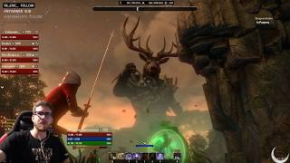 March of Sacrifices vet HM, Blind Run - Wolfhunter DLC ESO
