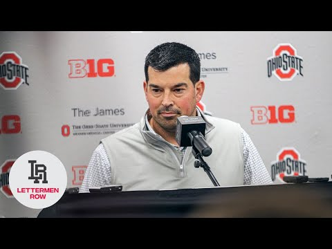 Ryan Day, Ohio State preview B1G battle with Wisconsin