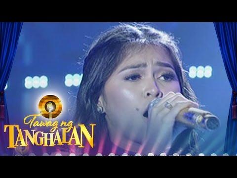 Tawag ng Tanghalan: Marielle Montellano | You Light Up My Life (Round 3 Semifinals)
