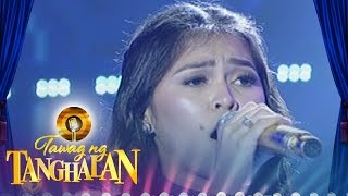 Tawag ng Tanghalan: Marielle Montellano | You Light Up My Life (Round 3 Semifinals)