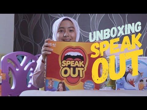 | UNBOXING | - Speak Out (ft Danish & Izati)