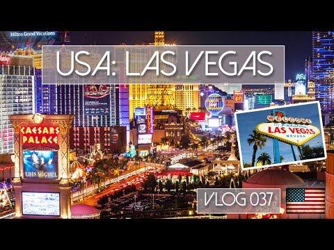 LAS VEGAS: OUR AMERICAN ADVENTURE BEGINS / WEDDING MEMORIES - VLOG 037
