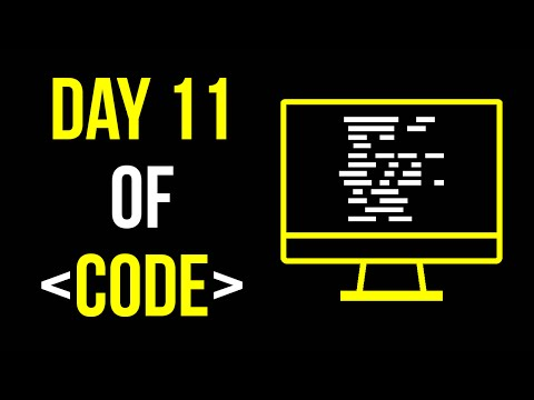 Day 11 of Code: Make a Catalogue from Scratch!