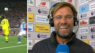 🤣 Jurgen Klopp's brilliant reaction to Alisson's showboating against Brighton
