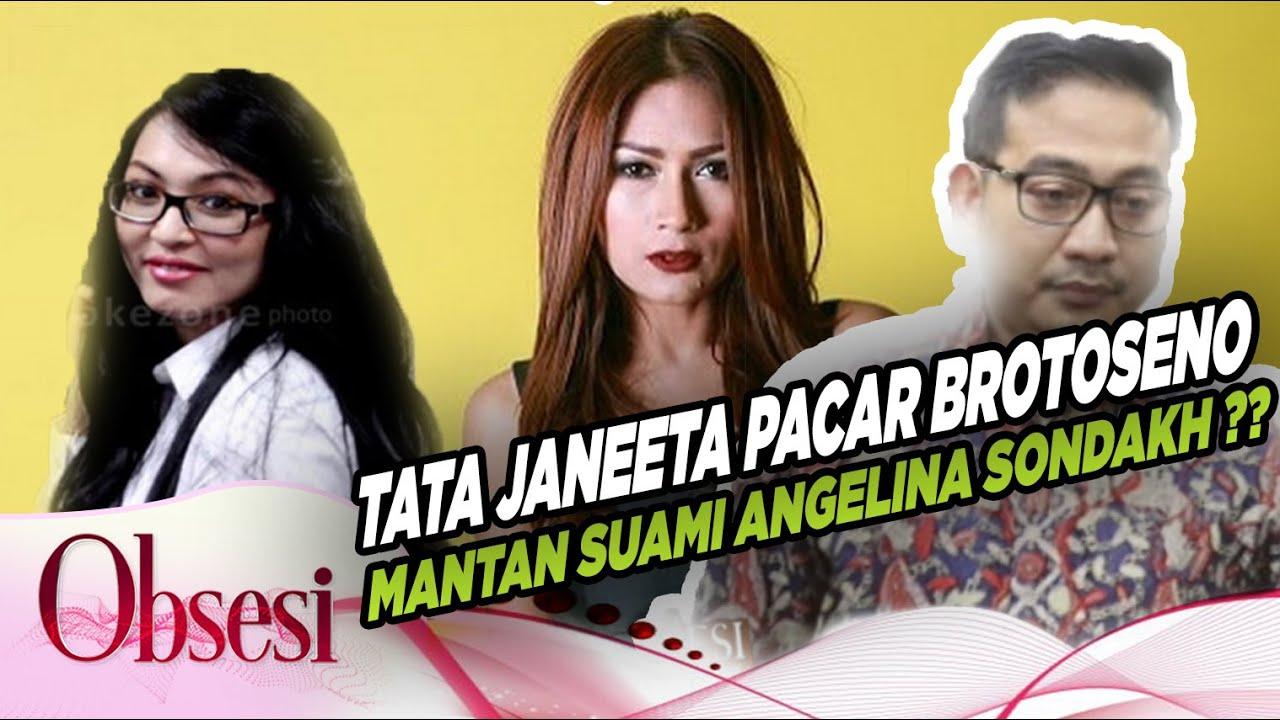 Diduga Pacar Tata Janeeta Brotoseno Mantan Suami Angelina Sondakh Obsesi 01 09 Youtube