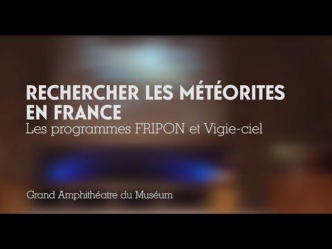 Rechercher les météorites en France