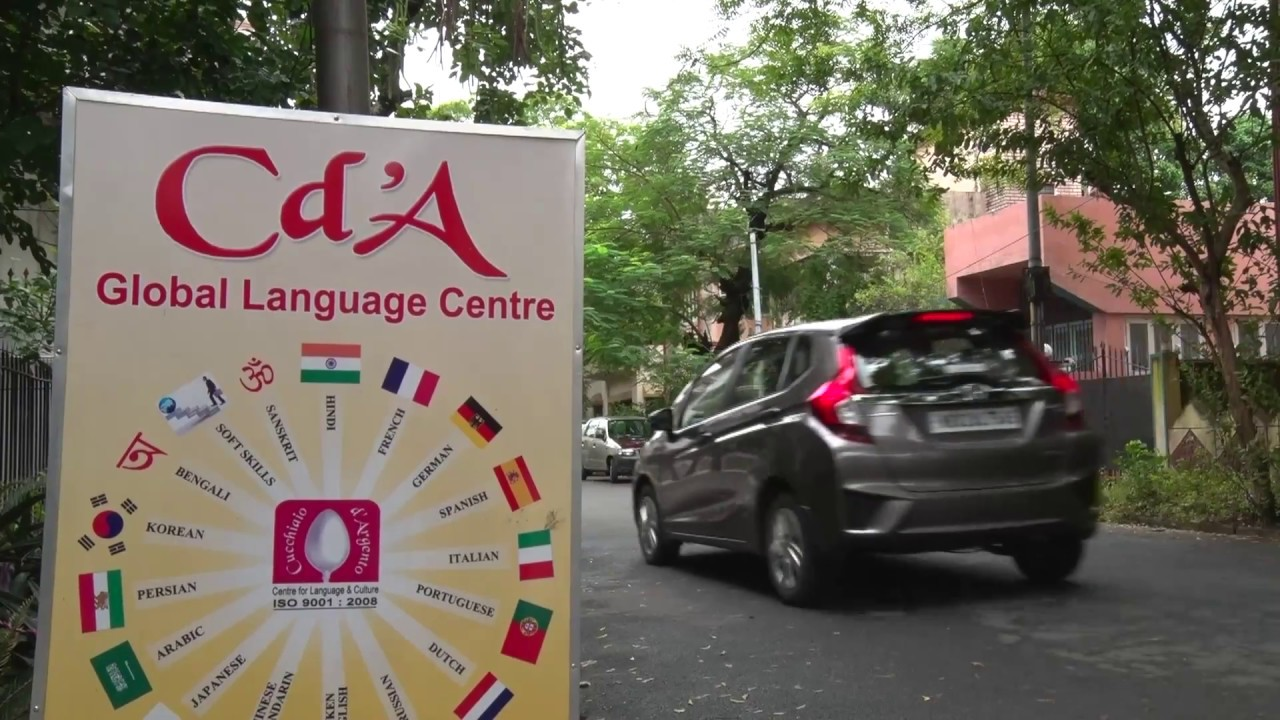 Foreign Language Training Institute in Kolkata | CdA Centre