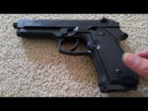 DIY A Field Strip Down Daisy 340 BB Pistol Hand Gun Nothing Left Out Full HD 2017