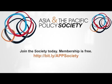Asia and the Pacific Policy Society