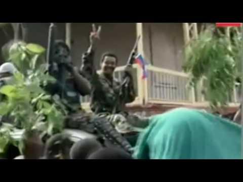 Arestasyon GUY Philippe   LIVE COVERAGE 5 janvier 2017 scoop fm radio 107.7 haiti