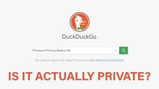 Presearch Privacy Review #8 - DuckDuckGo