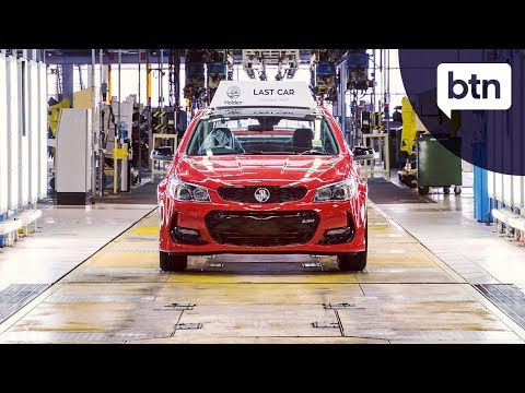 GMH Holden Closure - Behind the News