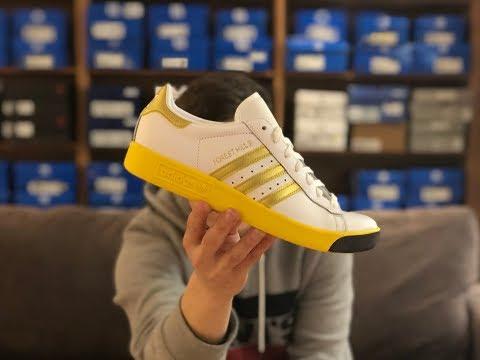 Adidas Originals FOREST HILLS | #prayforleebrown | More CUPS???