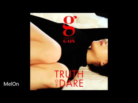 MP3 Gain 가인   Black & White Truth Or Dare  EP