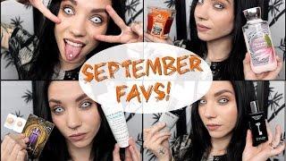 September '15 Favorites! | Tokyomilk, Tarte, & Pumpkin Scents!