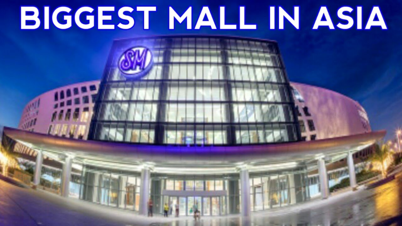 TOP 7 Biggest Mall in Asia 2017