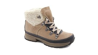 Sporto Debbie2 Waterproof Laced Boot