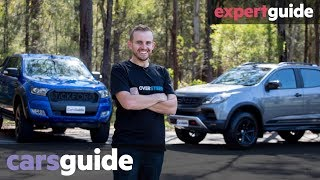 HSV SportsCat vs Tickford Ranger 2018 review