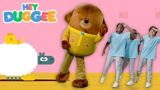 Counting Sheep Dance - Dance with Duggee - Hey Duggee