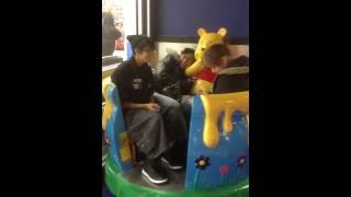 Teen punishment - WalMart rides