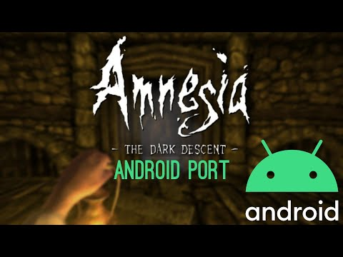 Amnesia: The Dark Descent - Android PORT Gameplay! (PC GAME) thumbnail