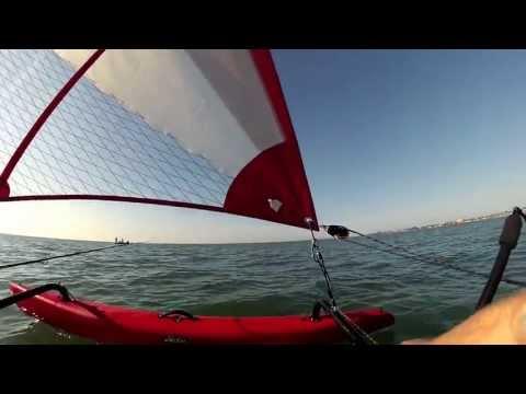 Hobie Adventure Island Mods Sail Controls Tweakers and Steering Controls