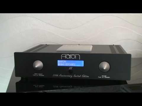 aaron xx integrated amplifier youtube. Black Bedroom Furniture Sets. Home Design Ideas
