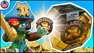 Treasure X | Build an Ancient Figure, Find Treasure! 10 Steps of ADVENTURE!! | Mystery Box Review