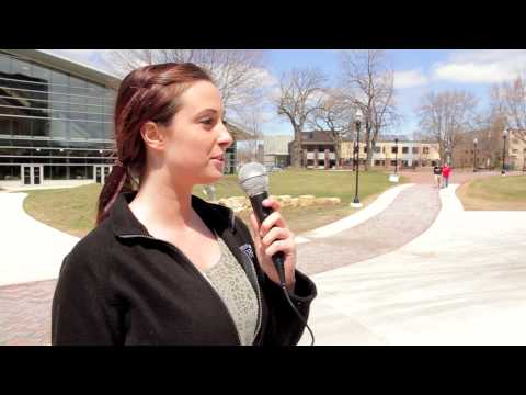 UW Oshkosh Students Talk About Life on Campus