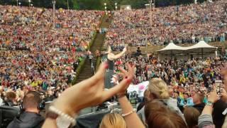 I love my life Robbie Williams Waldbühne Berlin 26.07.2017